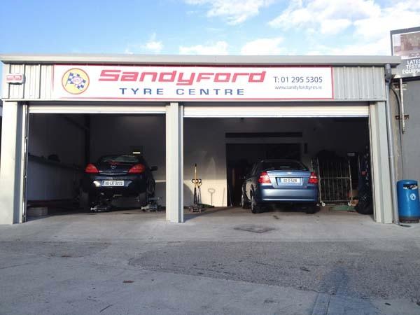 Sandyford Tyre Centre Dublin 16 Tyres In Dublin 16