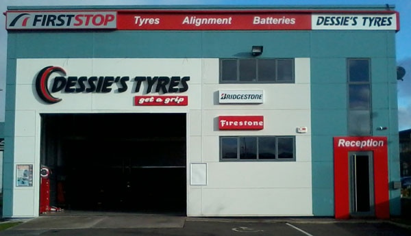 Dessie's Tyres (Little Island) | Tyres in Cork City